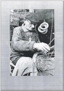 Giuseppe De Cristofaro, Impagliatore sedie